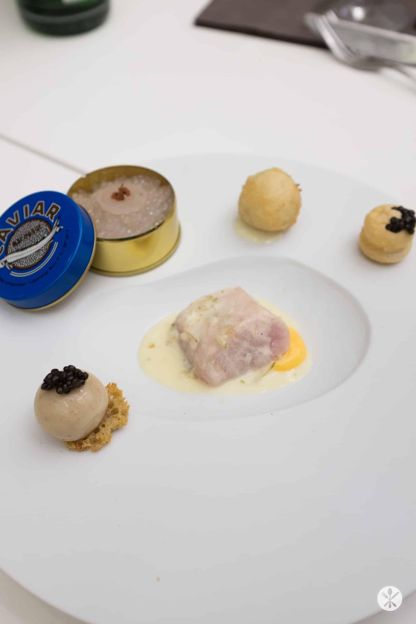 Martin Stopp: Kaviar & Stör – mit klassischer Beilage